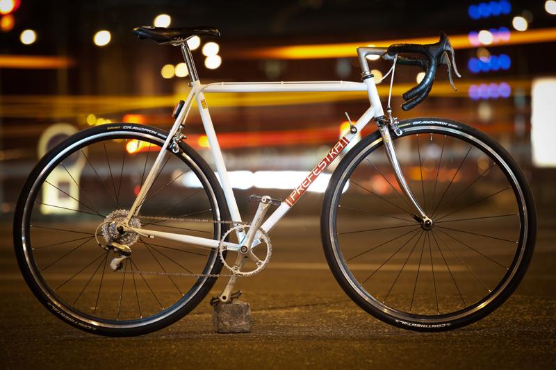 Prefestka road bike