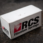 RCS Titanium spring for Ibis Mojo HD