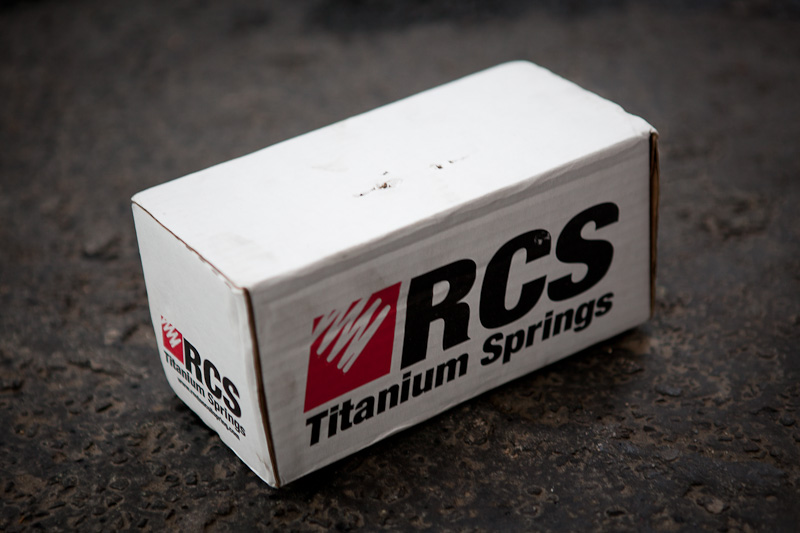 Ibis mojo hd titanium spring