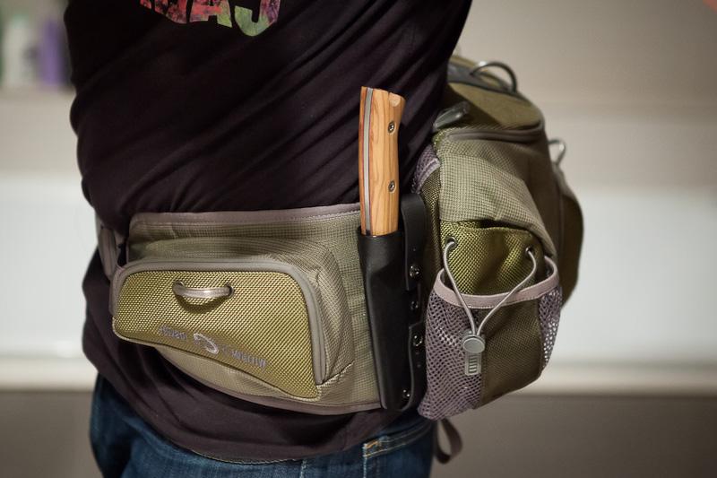 William Joseph Surge hip pack review
