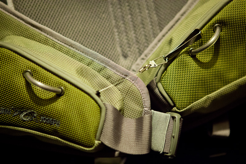 William Joseph Surge hip pack review