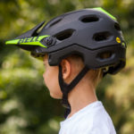 Bell Super DH – a perfect MTB helmet for daring kids