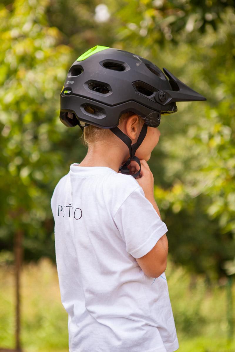 Bell Super DH convertible helmet